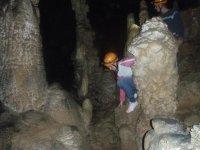 Primera experiencia subterranea