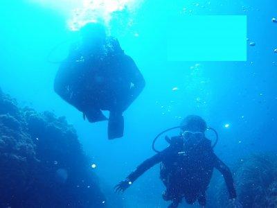 Curso Open Water Diver en Carboneras, 4 días