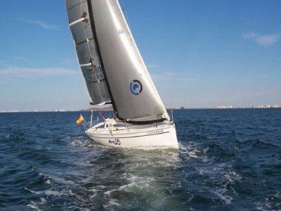 帆船之旅Altea,一天