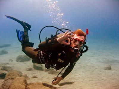 从托罗克斯海滩Discover Scuba Diving,3小时