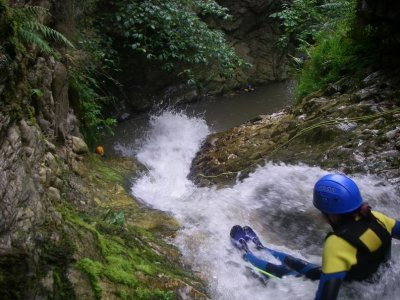 Canyoning per SCUOLE, 3 ore