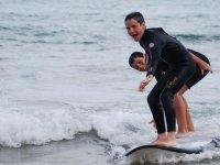Cursos de surf de verano en Gijón 10 horas 5 días