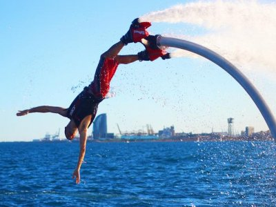 Flyboard for 15 min in Barcelona