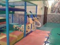 Children's playground in Yuncos