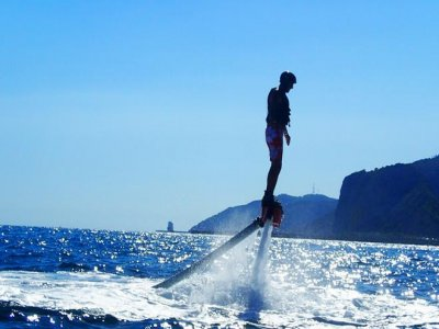 Flyboard special groups Barcelona