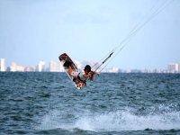 出租风筝冲浪材料,Los Narejos,4小时。