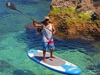 桨冲浪设备租赁,Los Narejos,1小时