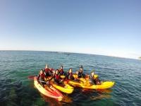 Alquilar un kayak Playa de Trengandín 2 horas