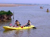 Paddle Surf en el mejor lugar