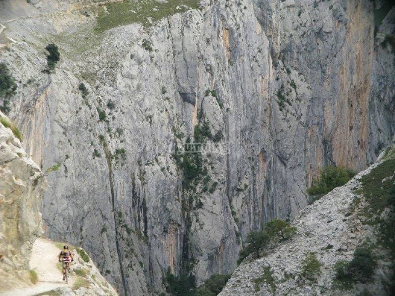 BTT asturias