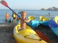 Kayaking and Snorkeling in San José - Children
