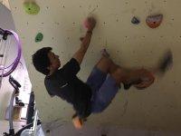Directed climbing