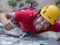 Outdoor climber