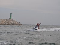 40-minute two-seater jet ski ride in Cambrils
