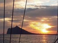 Sunset in Altea