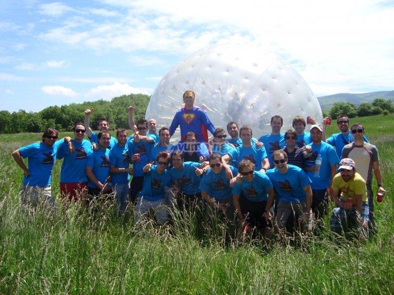 Grupo con la esfera