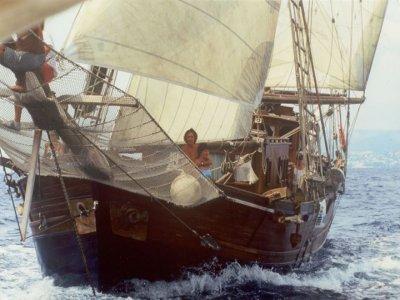 复古帆船租赁,4小时