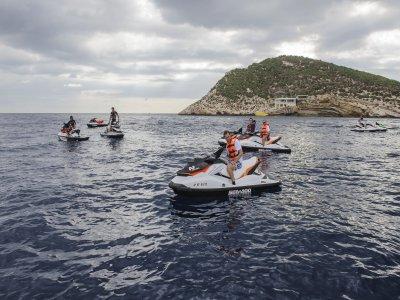Excursión en moto acuática Bahía de Altea 30 min