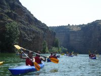 Kayaking in Las Hoces