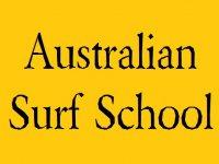 Australian Surf School Kayaks