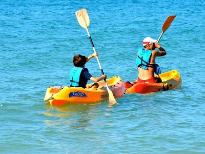 Australian Surf School Kayaks