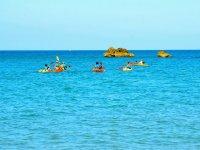 Excursion en kayak por Conil