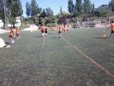 Educaventura Formación y Ocio Campus de Fútbol