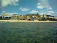 Iniciación al surf especial niños en playa Jandía