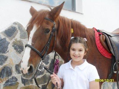 Paseo a caballo en la Sierra de Carrascoy, 90 min.