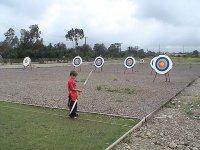 Sesión de tiro con arco para 1 o 2 pax, Grajera 1h