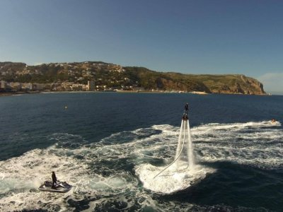 Flyboarding in Costa Blanca 20 minutes