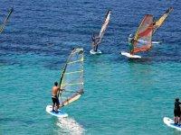 class windsurfing