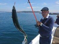 Fishing day in Galicia