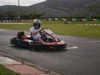 Sesión de karting biplaza 8 minutos Oropesa