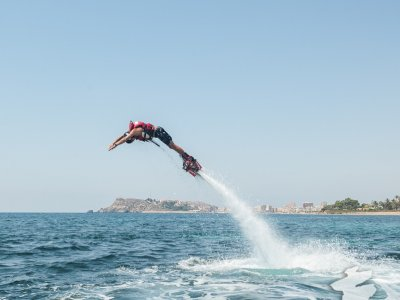 Flyboard rental Alamillo Beach 60 minutes