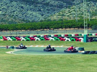 Gran Premio de karting Oropesa para grupos