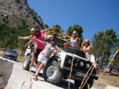 Experience Box Andalucia Rutas 4x4