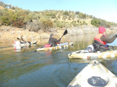 Actividades Náuticas Villarrenses Kayaks