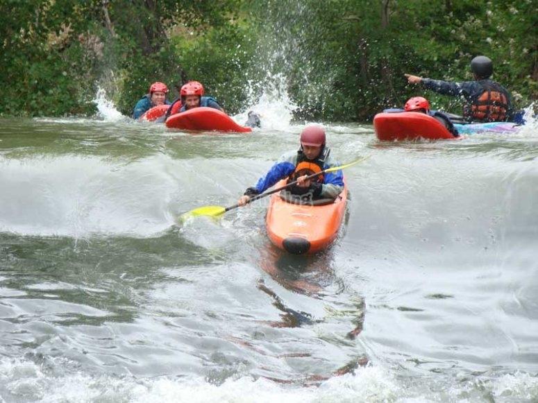 hidrospeed rio ebro