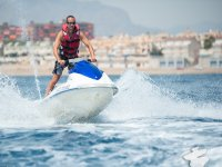 Jet ski ride in a circuit, Mazarrón, 30 minutes