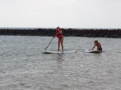 Caleta de Fuste 2 小时划桨冲浪课程