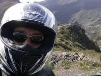 Escalada en moto