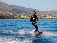 Wakeboard session in Marbella coast 15 min