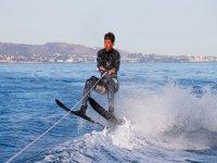 Esquí acuático en Marbella