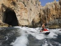 Divertida ruta en moto de agua en alicante