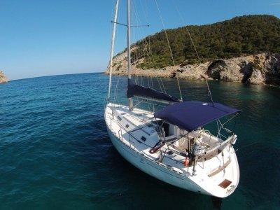 Despedida de Soltero en Barco en Ibiza, 1día