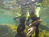 水下底部cantabria