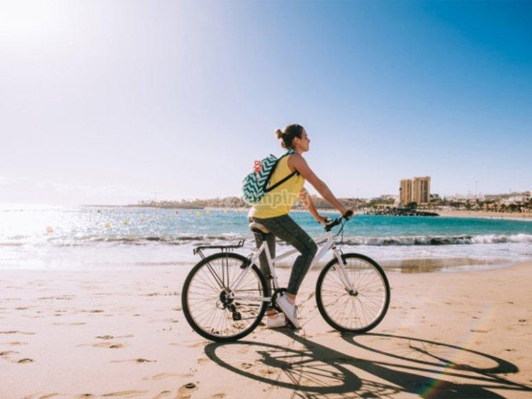 Alquiler de bicicleta por Noja