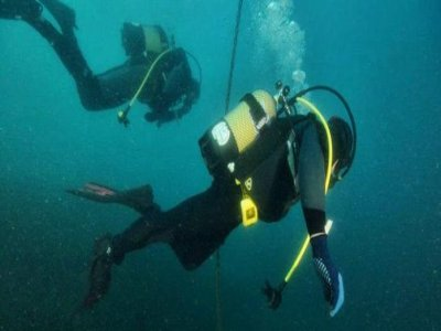 1 Star Diver Course in Almería