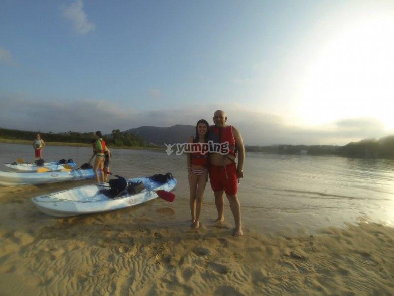 orilla playa de cantabria